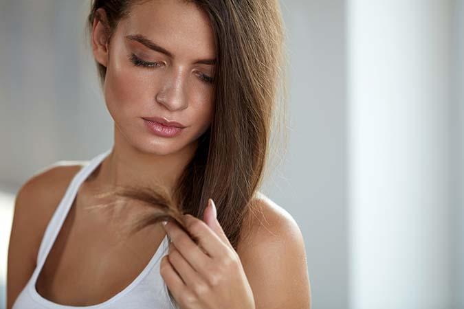 causas caida del cabello