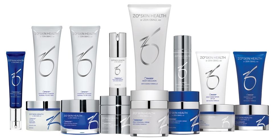 Cosmética médica ZO Skin Health