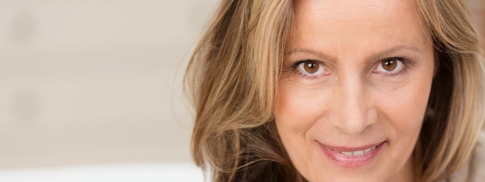 La piel de la mujer en la menopausia